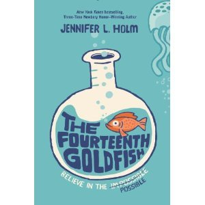 The Fourteenth Goldfish (Jennifer L. Holm)