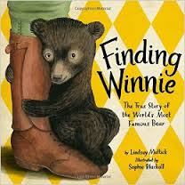 Finding Winnie: The True Story of the World's Most Famous Bear (Lindsay Mattick)